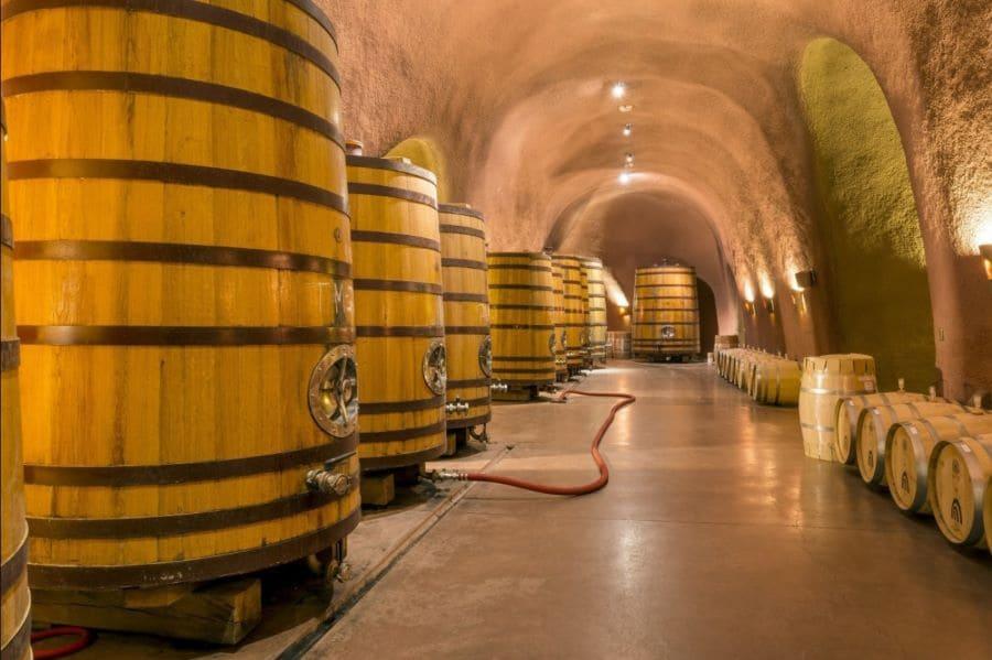 cuves à vin